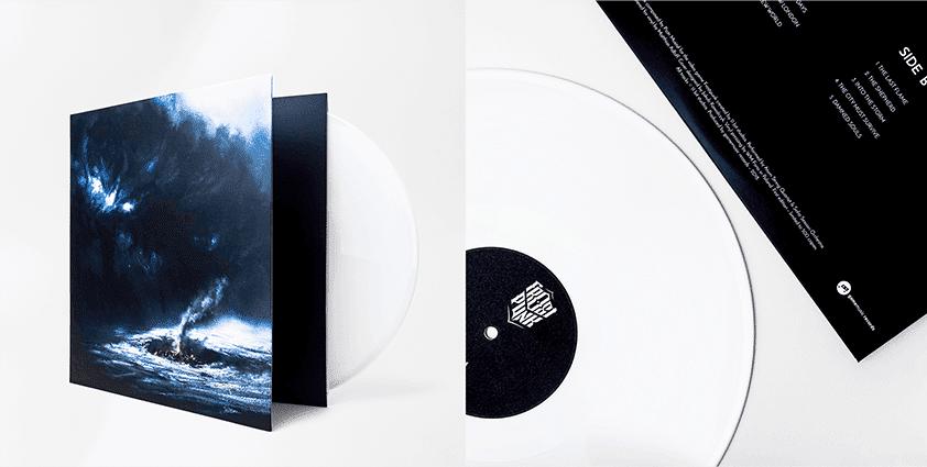 Płyta z prywatnej kolekcji. Frost Punk z wydawnictwa GameMusic Records